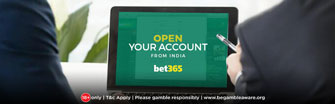 open account with bet365