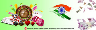 real money casino games in India