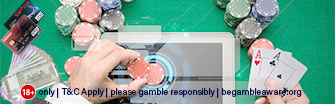 What popular payment methods are available for gamblersin India