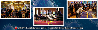 coronavirus and gambling