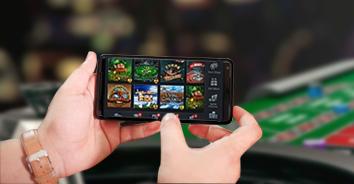 gambling on smartphones
