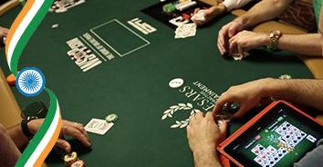 Poker in India
