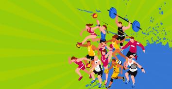 Sports craze