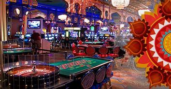 Casinos and Diwali