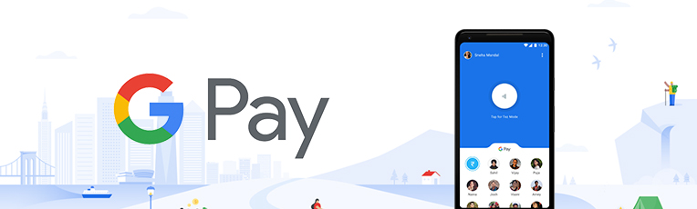 Google Pay Banner